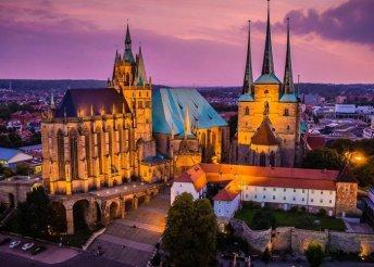 8 nap Németországban, Szászországban és Türingiában, busszal, reggelivel, idegenvezetéssel és programokkal