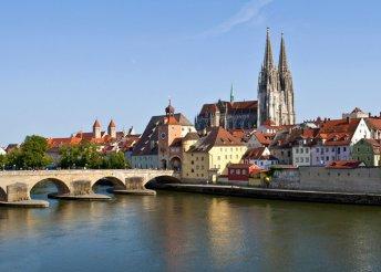 7 napos kirándulás Frankföldön, Németországban, busszal, reggelivel, idegenvezetéssel