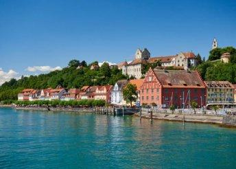 8 napos körutazás Németországban, a Bodeni-tóhoz és a Fekete-erdőhöz, busszal, reggelivel, idegenvezetéssel