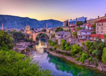 10 napos balkán körutazás montenegrói nyaralással, busszal, félpanzióval, idegenvezetéssel