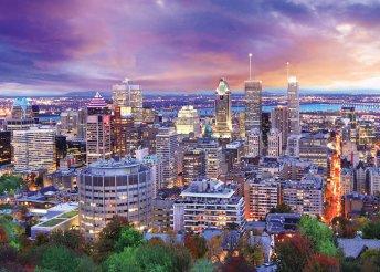 9 napos körutazás Kanadában, repülőjeggyel, helyi busszal, reggelivel, belépőkkel, idegenvezetéssel