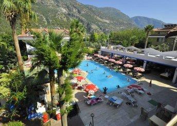 8 nap a török tengerparton, Ölüdeniz városában, repülőjeggyel, all inclusive ellátással, az Akdeniz Beach Hotelben***