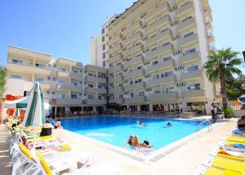8 nap Sidében, repülőjeggyel, all inclusive ellátással, a Z Hotels Side Town**** hotelben