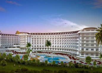 8 nap a török riviérán, Sidében, repülőjeggyel, all inclusive ellátással, a Calido Maris Hotelben*****