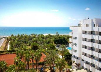 8 napos nyaralás a török riviérán, Sidében, repülőjeggyel, all inclusive ellátással, a Süral Hotelben*****