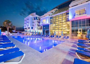 8 nap a török riviérán, Antalyában, repülőjeggyel, all inclusive ellátással, a Sealife Family Resortban*****