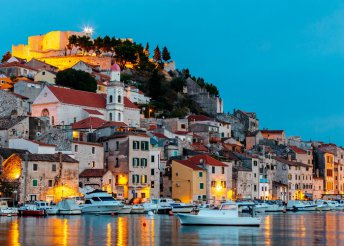 6 napos csillagtúra Dalmáciában, busszal, félpanzióval, idegenvezetéssel – Zadar, Plitvicei-tavak, Adria