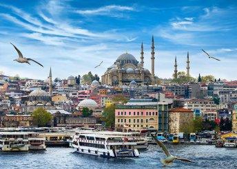 12 napos körutazás Törökországban, repülőjeggyel, helyi busszal, félpanzióval, idegenvezetéssel