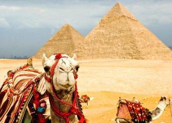 8 napos körutazás Egyiptomban, repülőjeggyel, nílusi hajózással, helyi busszal, félpanzióval, idegenvezetéssel