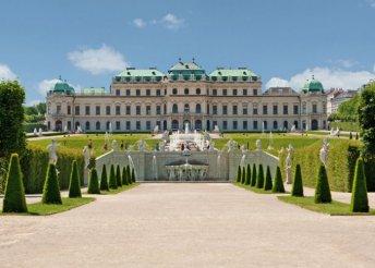 1 napos buszos utazás 1 főre Bécsbe, idegenvezetéssel, 4 időpontban – vár az Operaház és a Schönbrunn-kastély