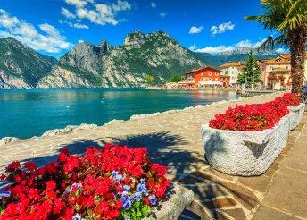 5 nap az olasz tóvidéken, busszal, reggelivel, idegenvezetéssel, augusztus 20-án – Verona, Garda-tó, Comói-tó