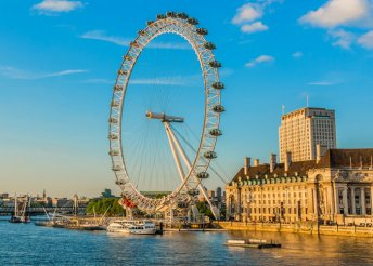 Buszos körutazás London körül és városnézés Londonban, 6 éjszaka önellátással, idegenvezetéssel