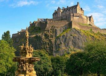 Buszos körutazás Skóciában, 8 éjszaka szállással, önellátással, idegenvezetéssel