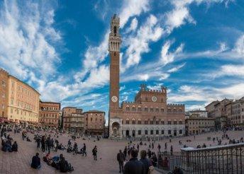 6 nap Toszkánában, busszal, reggelivel, idegenvezetéssel – vár Firenze, Montecatini Terme, Siena, Elba-szigete