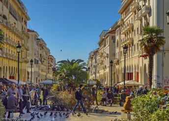7 napos körutazás Görögországban, busszal, Paralián félpanzióval, Athénban reggelivel, idegenvezetéssel