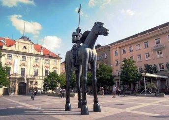 2 nap Csehországban, busszal, reggelivel, idegenvezetéssel – Punkva-barlang, Znojmo, Brno, Pozsony