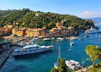 5 nap Olaszországban, Liguriában, a Portofino-öbölben és Cinque Terrén, busszal, reggelivel, idegenvezetéssel