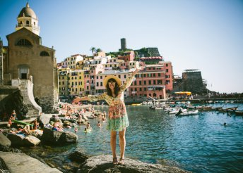 4 napos buszos utazás Cinque Terrébe és Elba-szigetére, reggelivel, idegenvezetéssel