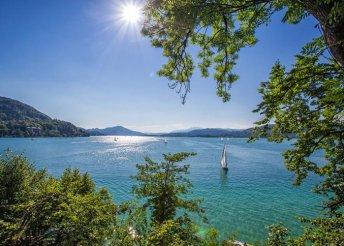 4 vagy 5 nap Karintiában, busszal, önellátással vagy félpanzióval, idegenvezetéssel – Laxenburg, Wörthi-tó