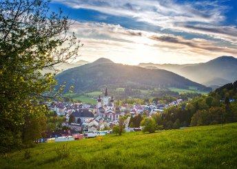 2 napos buszos utazás Ausztriába, reggelivel, idegenvezetéssel – Lindt csokoládégyár, Semmering, Mariazell