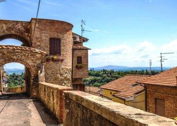 5 nap Toszkánában, busszal, reggelivel, idegenvezetéssel, programokkal – Cortona, Arezzo, Chianciano Terme
