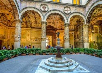 4 napos október 23-i kirándulás Toszkánába, buszos utazással, reggelivel, idegenvezetéssel – Firenze, Pisa