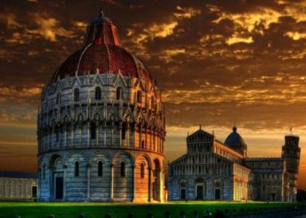 6 napos nyaralás Toszkánában, busszal, reggelivel, idegenvezetéssel, programokkal – Pisa, Torre del Lago