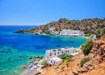8 nap Görögországban, Krétán, repülővel, transzferrel, reggelivel, az Anna Apartmentsben