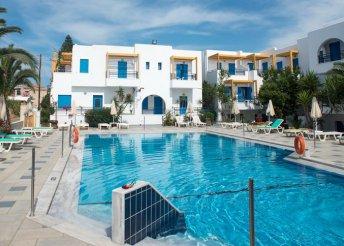 8 nap Görögországban, Krétán, repülővel, transzferrel, az Analipsisben lévő Venus Mare Apartmentsben