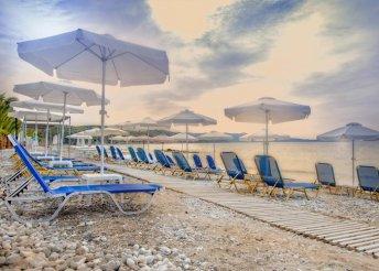 8-15 nap 2 főre Görögországban, a Peloponnészoszi-félszigeten, all inclusive ellátással, busszal