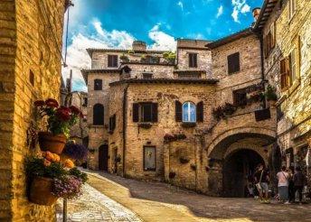 Kirándulás Olaszország közepén, busszal vagy repülővel, teljes ellátással, idegenvezetéssel – Rimini, Urbino