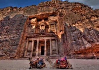 8 napos körutazás Jordániában, repülővel, helyi busszal, belépőkkel, félpanzióval, idegenvezetéssel