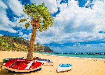 9 nap 1 főre a Kanári-szigeteken, Tenerifén és Gran Canarián, repülővel, félpanzióval, idegenvezetéssel