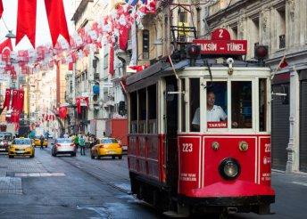 4 nap Isztambulban, repülővel, félpanzióval, idegenvezetéssel – október 23-án is