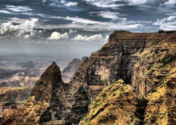 10 napos körutazás Etiópiában, 7 éj szállással, repülővel, helyi busszal, teljes ellátással, belépőkkel