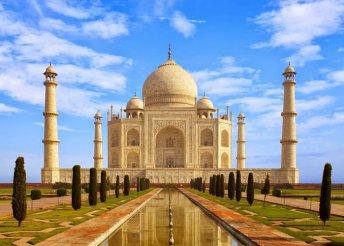 14 napos körutazás Indiában és Nepálban, a híres Aranyháromszögben, repülővel