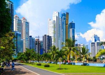 12 napos körutazás Közép-Amerikában, repülővel, idegenvezetéssel – Panama, Guatemala, Costa Rica