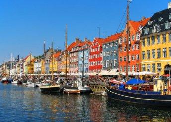 10 nap a Skandináv-félszigeten, busszal, reggelivel, programokkal, idegenvezetéssel