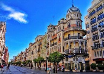 4 nap Sevillában, Andalúzia fővárosában, repülőjeggyel, reggelivel, idegenvezetéssel, 4*-os szállással