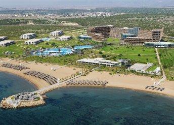 8 nap Cipruson, Bafrában, repülővel, ultra all inclusive ellátással, a Noah's Ark Deluxe Hotel & Spában*****