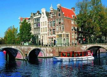 7 napos körutazás Hollandiában és Belgiumban, busszal, reggelivel, programokkal, idegenvezetéssel