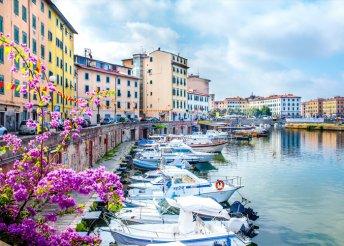 9 napos körutazás Elba, Korzika és Szardínia szigetén, buszos utazással, reggelivel, idegenvezetéssel