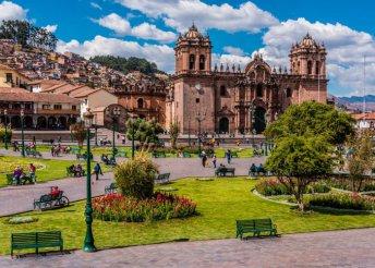 10 vagy 17 napos körutazás 1 főre Dél-Amerikában, reggelivel, programokkal, idegenvezetéssel