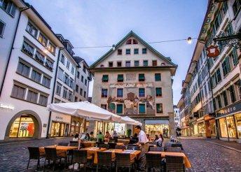 7 nap Svájcban, buszos utazással, reggelivel, programokkal, idegenvezetéssel