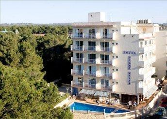 8 napos nyaralás Spanyolországban, Mallorcán, repülővel, félpanzióval, transzferekkel, a Palma Mazas hotelben