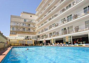 8 napos nyaralás Spanyolországban, Mallorcán, repülővel, félpanzióval, transzferekkel, a Riutort*** hotelben