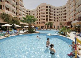 8 napos nyaralás Hurghadán, all inclusive ellátással, repülővel, a Royal Star Empire Hotelben***