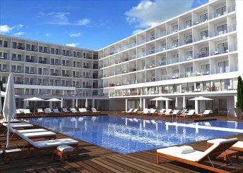 8 napos nyaralás Mallorcán, repülővel, félpanzióval, transzferekkel, a Roc Leo**** hotelben