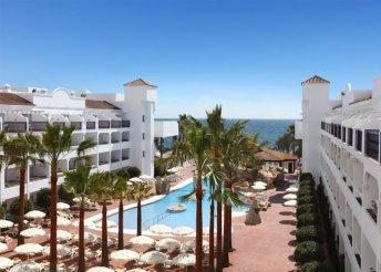 8 napos pihenés 2 személyre Spanyolországban, Costa del Sol partjainál, repülőjeggyel és illetékkel, félpanzióval, az Iberostar**** Hotelben