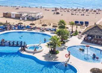 8 napos nyaralás 2 főre Costa Braván, repülőjeggyel és illetékkel, félpanzióval, a Tahiti Playa**** Hotelben